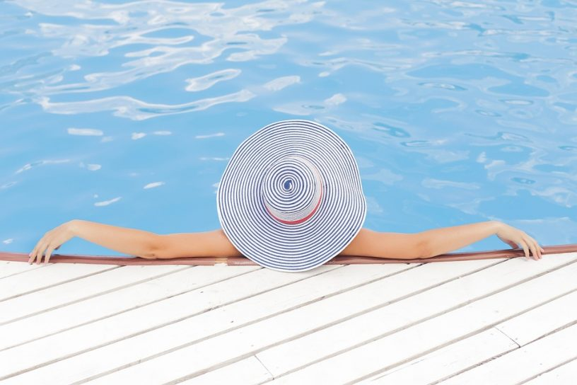piscine chez soi